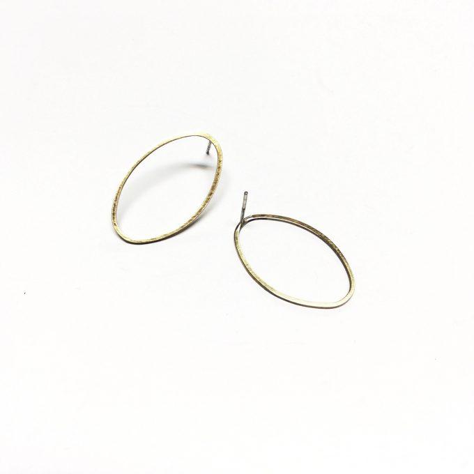 Thin oval