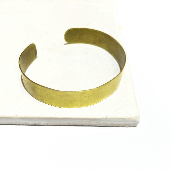 Armband messing - Medium