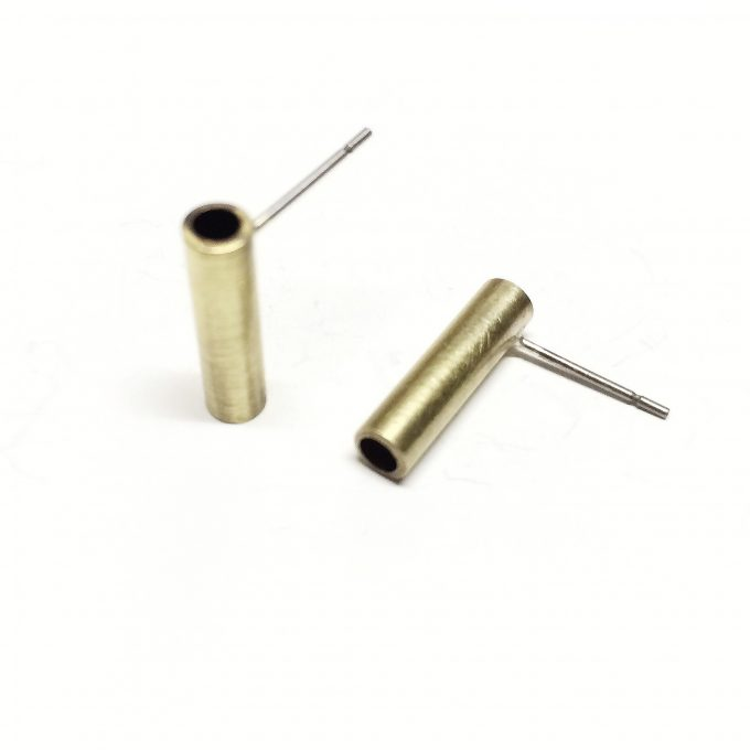 Mini tube studs