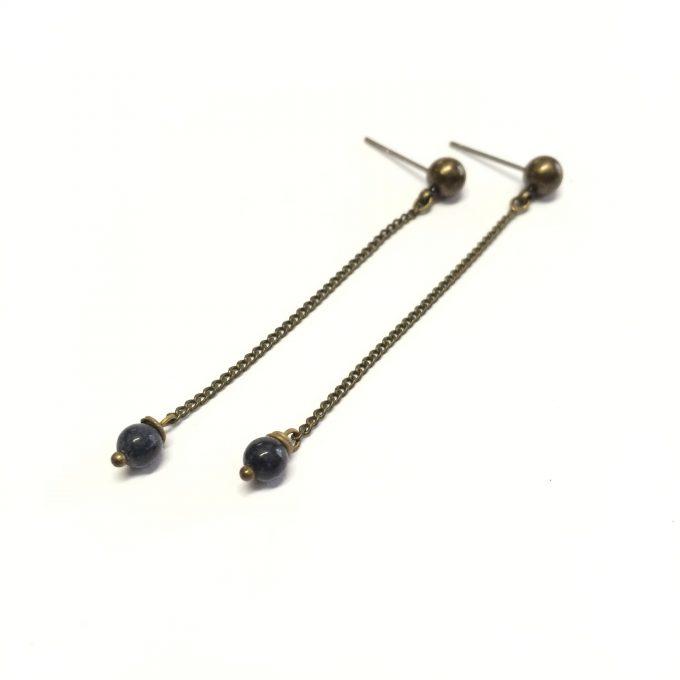 ball & thread earstuds
